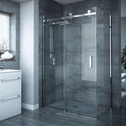frameless glass shower door surrey