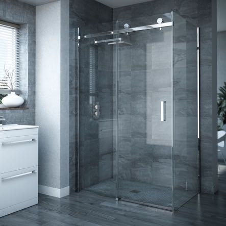 shower door panel buy surrey