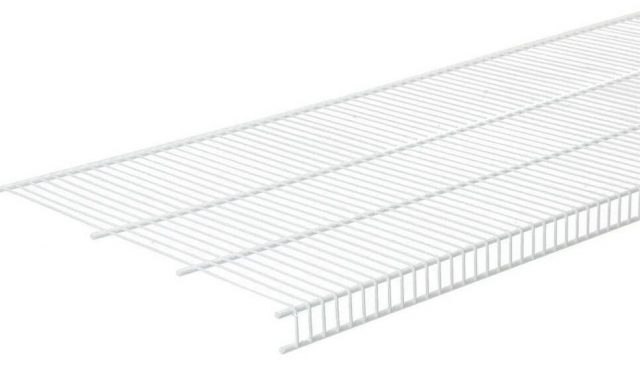 tight mesh wire shelf surrey