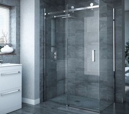 glass shower door distribution